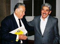Jaime Piedrahíta Cardona y Héctor Valencia