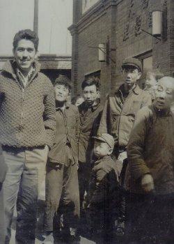 En Pekín,1966.